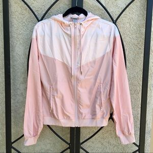 Forever 21 Blush Colored Casual Zip-up Jacket